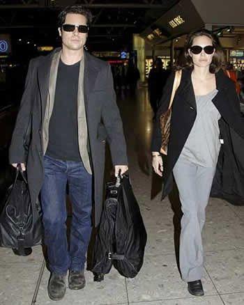 1. Angelina Jolie ve Brad Pitt